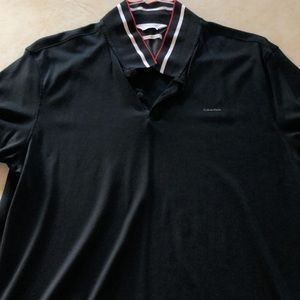 Calvin Klein XL liquid touch polo